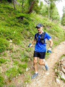 Stage Trail Initiation · Alpes, Massif du Mont-Blanc, Vallée de Chamonix, FR · GPS 46°2'20.52'' N 6°55'41.34'' E · Altitude 1478m