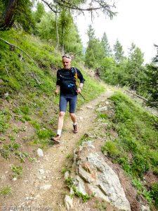 Stage Trail Initiation · Alpes, Massif du Mont-Blanc, Vallée de Chamonix, FR · GPS 46°2'20.69'' N 6°55'42.24'' E · Altitude 1470m
