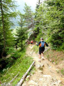 Stage Trail Initiation · Alpes, Massif du Mont-Blanc, Vallée de Chamonix, FR · GPS 46°2'21.50'' N 6°55'43.84'' E · Altitude 1451m