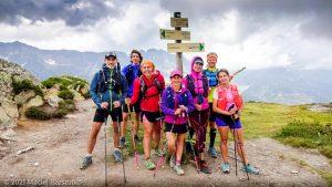 Stage Trail Initiation · Alpes, Massif du Mont-Blanc, Vallée de Chamonix, FR · GPS 46°1'5.35'' N 6°56'25.18'' E · Altitude 2201m