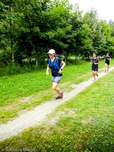 Stage Trail Découverte · Alpes, Massif du Mont-Blanc, Vallée de Chamonix, FR · GPS 45°56'4.66'' N 6°53'19.88'' E · Altitude 1053m