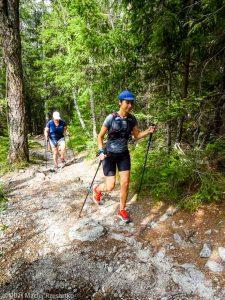 Stage Trail Découverte · Alpes, Massif du Mont-Blanc, Vallée de Chamonix, FR · GPS 45°56'50.32'' N 6°54'8.99'' E · Altitude 1154m
