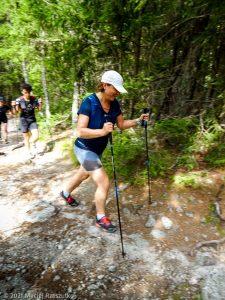 Stage Trail Découverte · Alpes, Massif du Mont-Blanc, Vallée de Chamonix, FR · GPS 45°56'50.54'' N 6°54'9.22'' E · Altitude 1154m