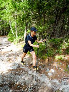 Stage Trail Découverte · Alpes, Massif du Mont-Blanc, Vallée de Chamonix, FR · GPS 45°56'50.71'' N 6°54'9.51'' E · Altitude 1154m