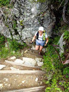 Stage Trail Découverte · Alpes, Aiguilles Rouges, Vallée de Chamonix, FR · GPS 45°57'30.04'' N 6°52'52.46'' E · Altitude 1842m
