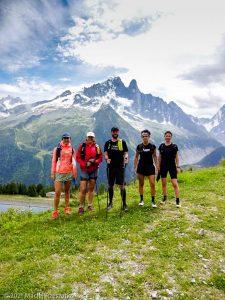 Stage Trail Découverte · Alpes, Aiguilles Rouges, Vallée de Chamonix, FR · GPS 45°57'41.25'' N 6°53'12.53'' E · Altitude 1859m