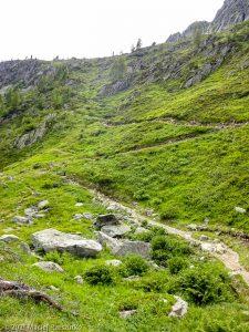 Stage Trail Découverte · Alpes, Aiguilles Rouges, Vallée de Chamonix, FR · GPS 46°0'2.74'' N 6°55'5.24'' E · Altitude 1724m