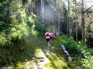 Stage Trail Initiation · Alpes, Massif du Mont-Blanc, Vallée de Chamonix, FR · GPS 45°54'16.34'' N 6°52'16.61'' E · Altitude 1629m
