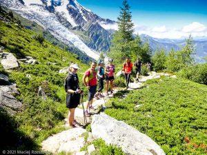 Stage Trail Initiation · Alpes, Massif du Mont-Blanc, Vallée de Chamonix, FR · GPS 45°54'20.24'' N 6°52'50.98'' E · Altitude 2073m