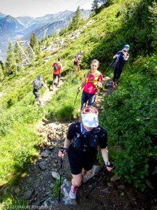 Stage Trail Initiation · Alpes, Massif du Mont-Blanc, Vallée de Chamonix, FR · GPS 45°54'18.90'' N 6°52'50.85'' E · Altitude 2079m