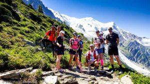 Stage Trail Initiation · Alpes, Massif du Mont-Blanc, Vallée de Chamonix, FR · GPS 45°54'18.54'' N 6°52'50.88'' E · Altitude 2082m