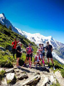 Stage Trail Initiation · Alpes, Massif du Mont-Blanc, Vallée de Chamonix, FR · GPS 45°54'18.53'' N 6°52'50.88'' E · Altitude 2082m