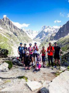 Stage Trail Initiation · Alpes, Massif du Mont-Blanc, Vallée de Chamonix, FR · GPS 45°55'41.12'' N 6°54'46.54'' E · Altitude 2171m