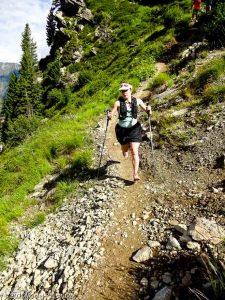 Stage Trail Initiation · Alpes, Massif du Mont-Blanc, Vallée de Chamonix, FR · GPS 45°52'58.66'' N 6°51'8.28'' E · Altitude 2087m
