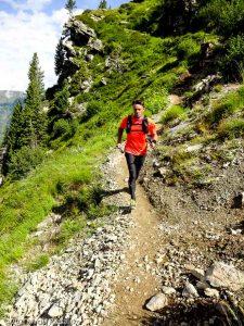 Stage Trail Initiation · Alpes, Massif du Mont-Blanc, Vallée de Chamonix, FR · GPS 45°52'58.67'' N 6°51'8.31'' E · Altitude 2087m