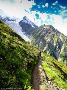 Stage Trail Initiation · Alpes, Massif du Mont-Blanc, Vallée de Chamonix, FR · GPS 45°52'58.68'' N 6°51'8.31'' E · Altitude 2087m