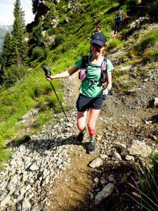 Stage Trail Initiation · Alpes, Massif du Mont-Blanc, Vallée de Chamonix, FR · GPS 45°52'57.21'' N 6°51'6.61'' E · Altitude 2085m