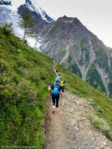 Stage Trail Initiation · Alpes, Massif du Mont-Blanc, Vallée de Chamonix, FR · GPS 45°52'57.15'' N 6°51'6.53'' E · Altitude 2086m