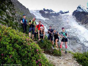 Stage Trail Initiation · Alpes, Massif du Mont-Blanc, Vallée de Chamonix, FR · GPS 45°52'57.34'' N 6°51'7.43'' E · Altitude 2086m