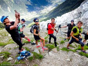 Stage Trail Initiation · Alpes, Massif du Mont-Blanc, Vallée de Chamonix, FR · GPS 45°52'53.72'' N 6°51'27.65'' E · Altitude 2193m