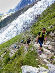 Stage Trail Initiation · Alpes, Massif du Mont-Blanc, Vallée de Chamonix, FR · GPS 45°52'52.56'' N 6°51'23.01'' E · Altitude 2219m