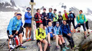 Stage Trail Initiation · Alpes, Massif du Mont-Blanc, Vallée de Chamonix, FR · GPS 45°52'37.11'' N 6°51'28.46'' E · Altitude 2533m