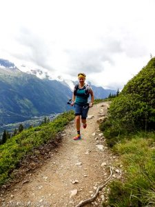 Stage Trail Initiation · Alpes, Aiguilles Rouges, Vallée de Chamonix, FR · GPS 45°57'32.77'' N 6°52'40.92'' E · Altitude 1807m