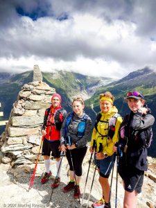 Stage Trail Initiation · Alpes, Aiguilles Rouges, Vallée de Chamonix, FR · GPS 45°58'56.88'' N 6°54'23.33'' E · Altitude 2064m