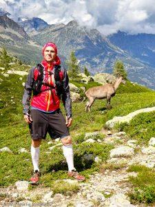 Stage Trail Initiation · Alpes, Aiguilles Rouges, Vallée de Chamonix, FR · GPS 45°59'16.93'' N 6°54'40.39'' E · Altitude 2003m