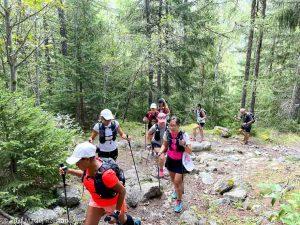 Stage Trail Découverte · Alpes, Massif du Mont-Blanc, Vallée de Chamonix, FR · GPS 45°56'53.19'' N 6°54'14.32'' E · Altitude 1178m