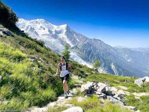 Stage Trail Découverte · Alpes, Massif du Mont-Blanc, Vallée de Chamonix, FR · GPS 45°54'14.94'' N 6°52'50.89'' E · Altitude 2123m
