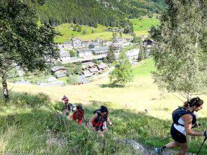 Stage Trail Découverte · Alpes, Massif du Mont-Blanc, Vallée de Chamonix, FR · GPS 46°1'51.82'' N 6°56'3.78'' E · Altitude 1316m