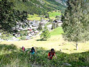 Stage Trail Découverte · Alpes, Massif du Mont-Blanc, Vallée de Chamonix, FR · GPS 46°1'51.78'' N 6°56'3.80'' E · Altitude 1316m