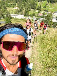 Stage Trail Découverte · Alpes, Massif du Mont-Blanc, Vallée de Chamonix, FR · GPS 46°1'51.16'' N 6°56'3.73'' E · Altitude 1321m